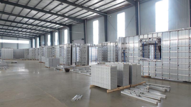 福建高端铝材模板批发-华筑铝模