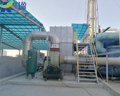 上海印刷废气燃烧系统-科盈环保
