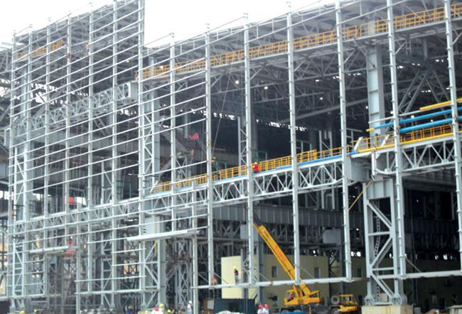 山东空间桁架-隆盛建设