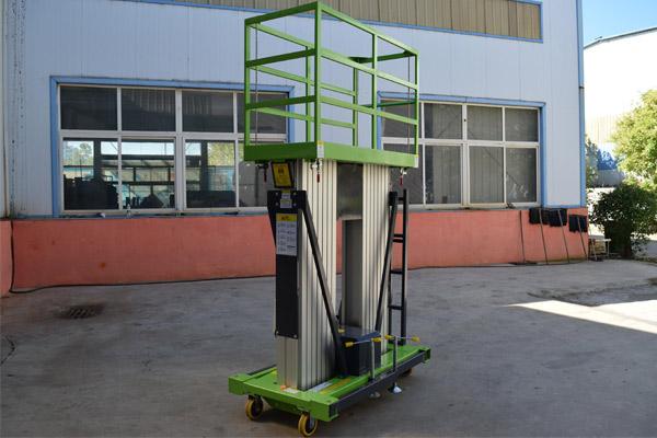 南昌优质固定式升降机多少钱-龙跃机械