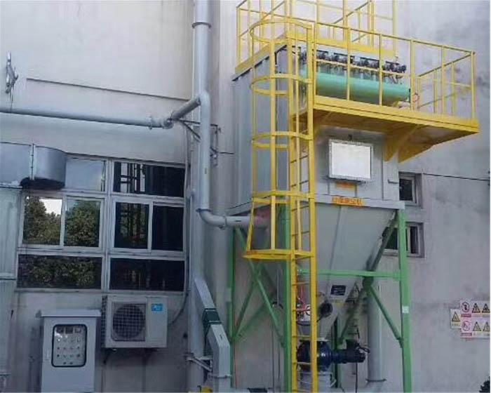 南京专业定制仓顶集尘器厂家-拓煜德环保
