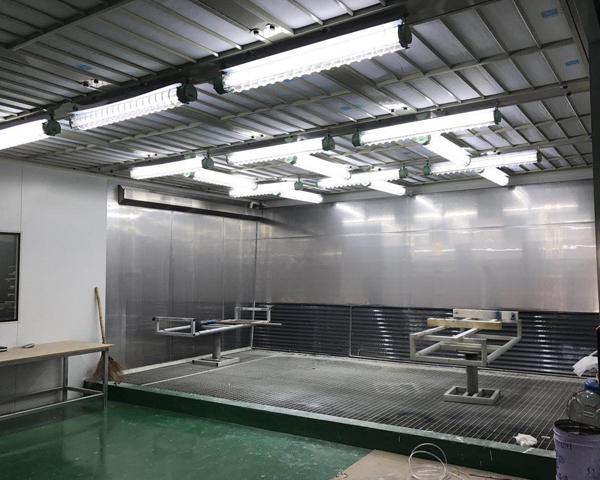 嘉興優質油簾噴漆房公司-濟圖環保科技