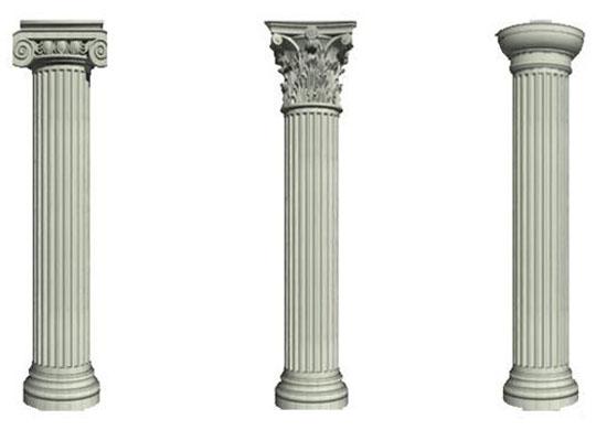 烏海外墻grc裝飾材料安裝-九原區時達裝飾
