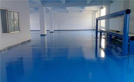 优质工业地坪漆哪家好-美旺净化