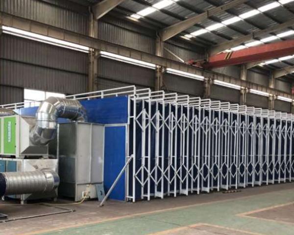 昆山環保皮革廢氣處理制造-濟圖環保科技