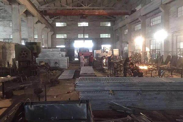 浙江省供应平台钢格板供应商-施耐德钢格板