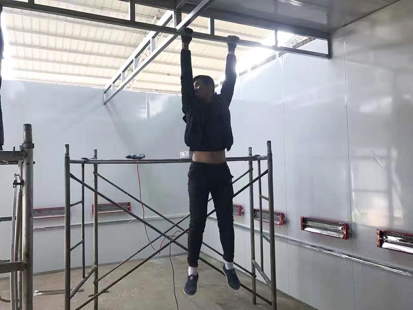 四川广元生产空气除尘净化设备供应商-西安特亮普环保