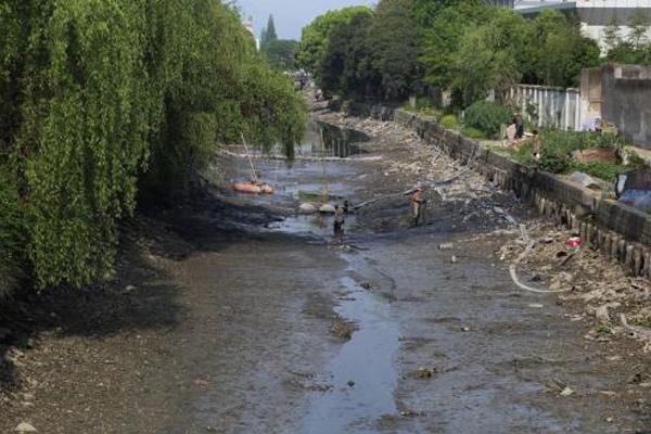 河北人工河道淤泥治理方案-润晟河道清淤
