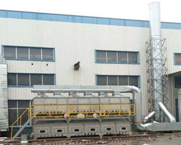 山東安全包裝廢氣處理哪家好-濟圖環保科技