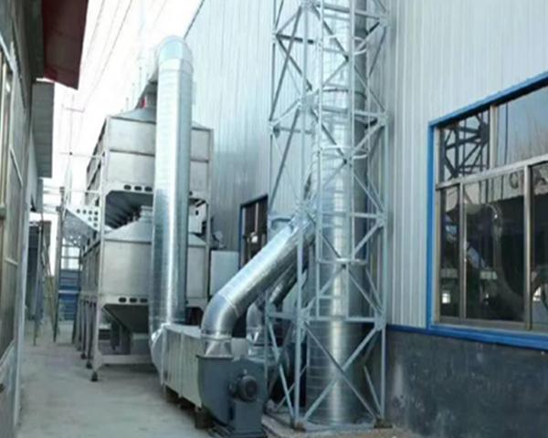 張家港優質大型噴漆房供應商-濟圖環保科技