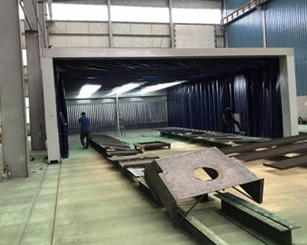 杭州噴漆房哪家好-濟圖環保科技