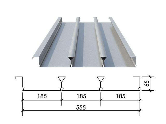 石家庄供应hb4-120钢筋桁架楼承板