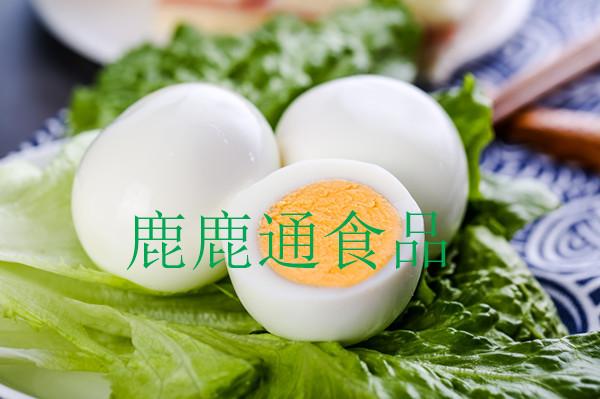 北京卤鹌鹑蛋生产-鹿鹿通食品