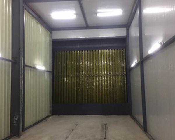 張家港高端無塵噴漆房生產廠家-濟圖環保科技