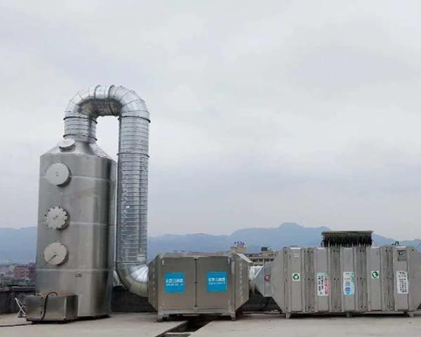安徽價格合理車間廢氣處理設備-濟圖環保科技