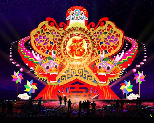 春节手工制作猪年灯笼
