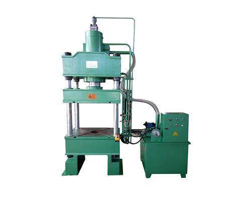 各种变型机床,还可实现保压功能, 贵州 单臂液压机采用整体钢板焊接