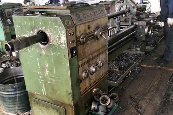 湖北供应废钢金属打包机哪家好-天丰液压机械图片