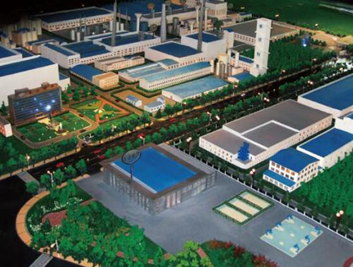 泰安大桥模型施工-艺景模型