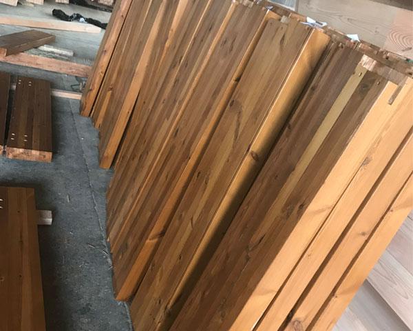 青岛便宜的木结构房屋造价报价