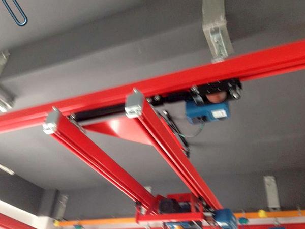 四川重型kbk起重机公司-威廉亚洲起重机械