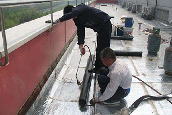 都勻口碑好的樓頂堵漏工程維修-貴州超金鼎防水