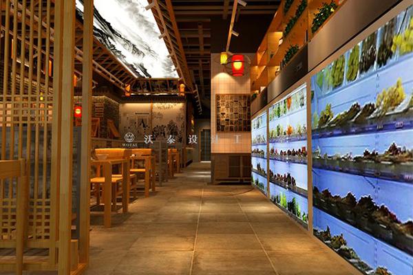 串串香餐厅设计图片