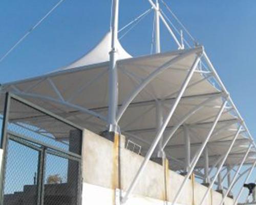 南京优质膜结构-凯祥钢结构