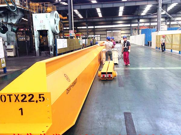 浙江重型KBK柔性起重机品牌-威廉亚洲起重机械