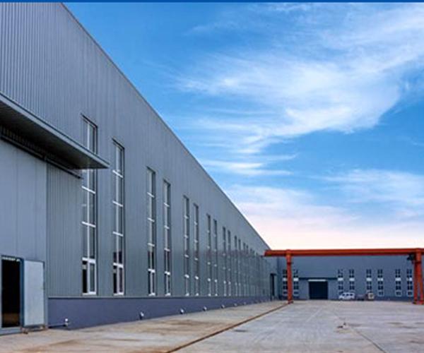 栾城专业钢结构厂房价格-明亮钢结构公司