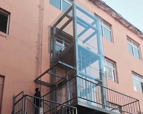 鐵嶺精品電梯鋼結構井道