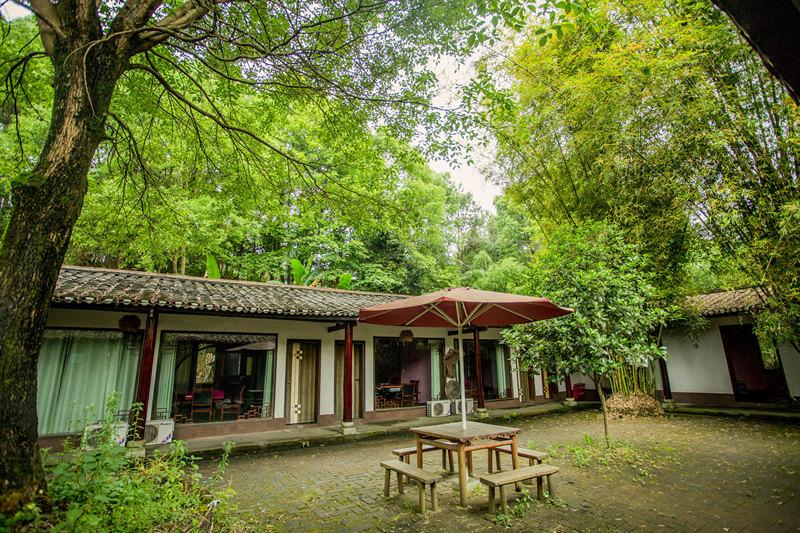 黔北地区农家乐室内设计