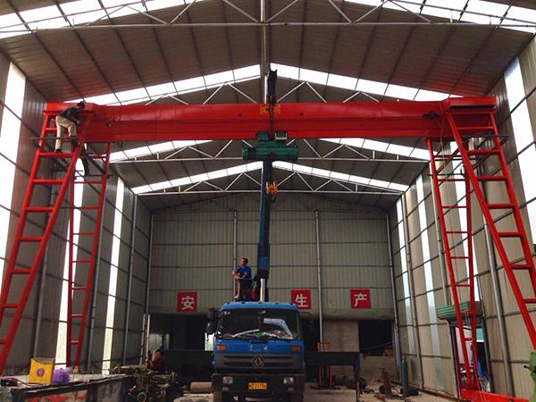 福建矿山kbk起重机公司-威廉亚洲起重机械