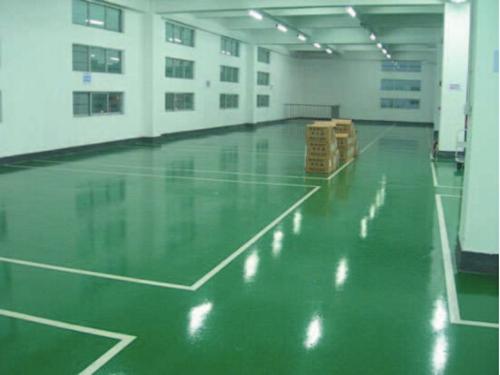 北京车库环氧地坪