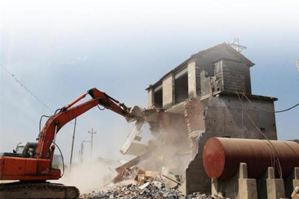 銅陵辦公樓拆除注意事項-超克拆除工程