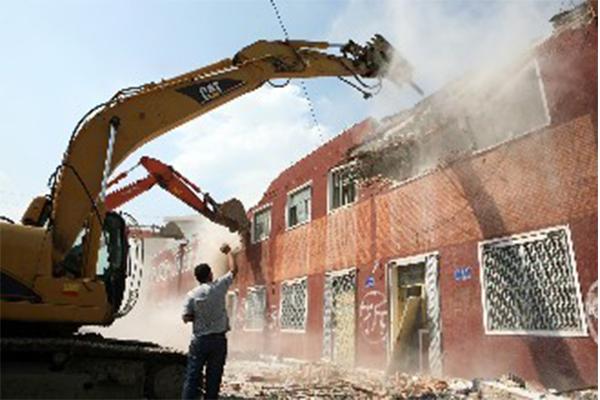 快速辦公樓拆除公司哪家好-超克拆除工程
