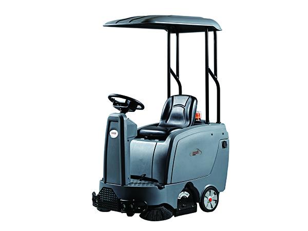 冀州学校清洁电动扫地车-雅亮清洁设备