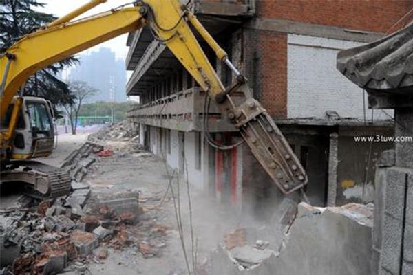南京高效鋼結構拆除注意事項-超克拆除工程