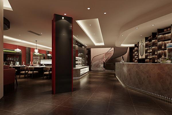 义乌欧景名城品质二室一厅装修效果图-义乌诺尚装饰公司