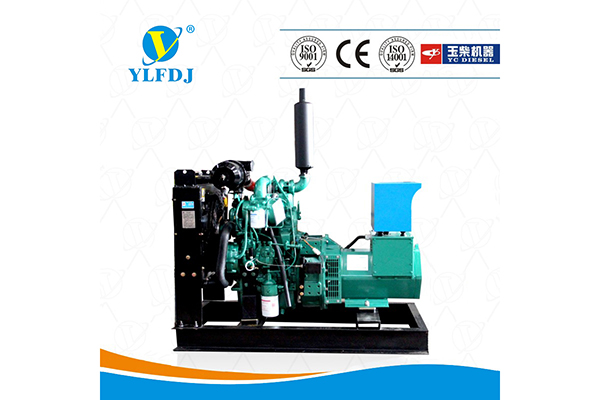 重庆上海东风柴油发电机维修-英利发电机图片