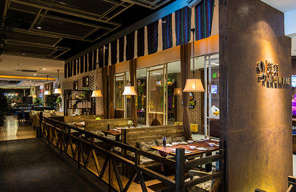 创意主题餐厅设计方案