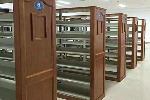 安徽优良仿木纹保密柜报价-中工智能科技
