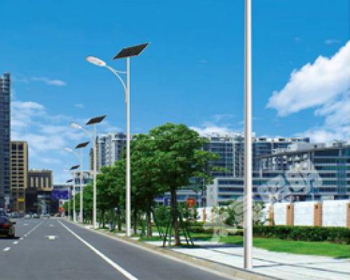 周口優質太陽能高桿燈價格