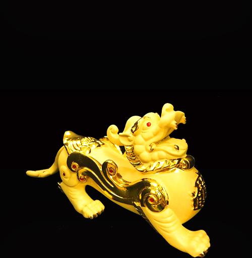 广正西中高档龙腾乱世定做-珍地光金银产品
