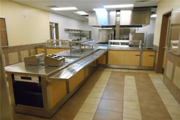 網站首頁 行業信息 文章詳情  商用廚房設計的核心在于人性化,我們是