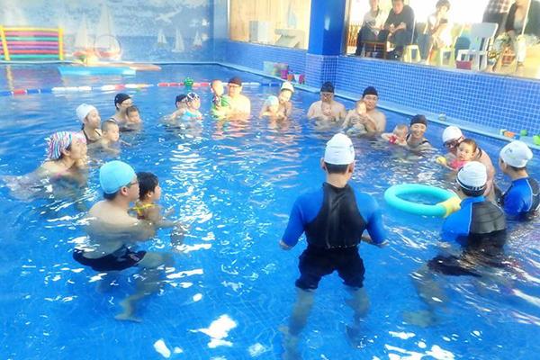 南岸游泳班哪家好圖片