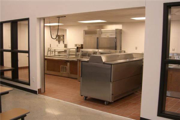 杭州厨房曲线厨房设备设计-济仁特性报价如何绘制晶闸管的输出酒店专业图片