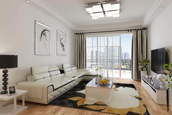 家居 起居室 设计 装修 600_400