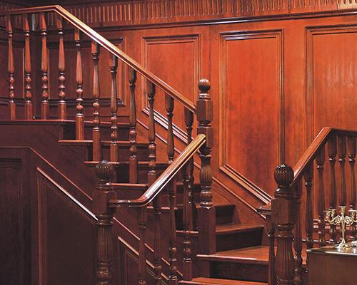 网站首页 行业信息 文章详情  一直以来,楼梯就是贵族们的专利,大多