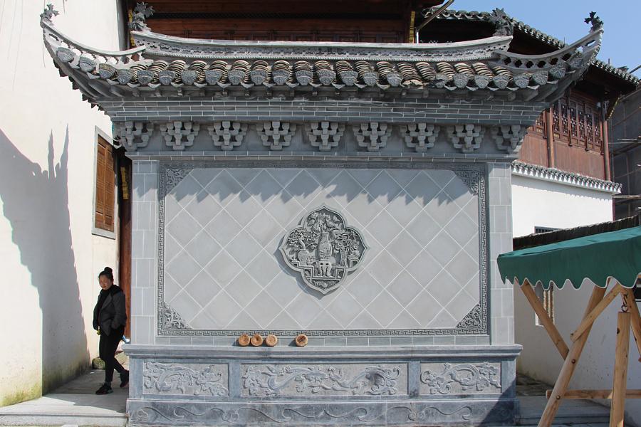 重慶精品磚雕圖案生產廠家-仿古古建